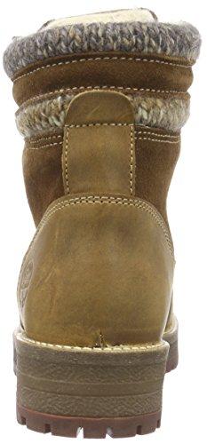 Tamaris 26248 - Botas de material sintético para mujer marrón - Braun (Nut Comb 441)