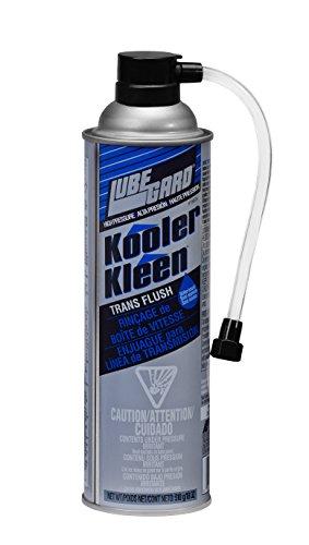 Lubegard 19025 Kooler Kleen Transmission Cooler Flush High Pressure Formula, 18 oz.