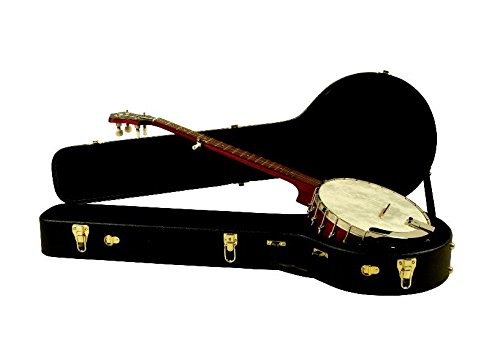 AXL Guardian Cases CG-020-JO Open Back Banjo Case