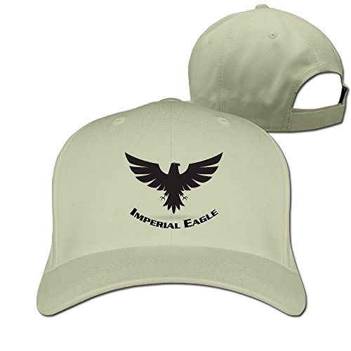 Golf Hat Imperial (X5dr Caps Imperial Eagle Women Classic Adjustable Baseball Hat)