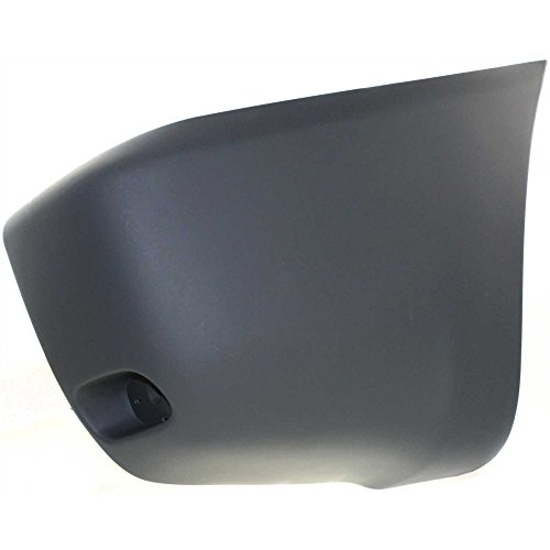 Compatible with Toyota RAV-4 01-05 Rear Bumper Cover Charcoal Paint To Match Right Side Plastic Primed