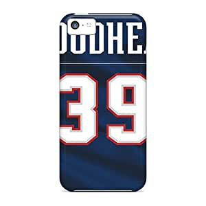 Best Hard Phone Cases For Iphone 5c With Unique Design Beautiful New England Patriots Pattern KerryParsons