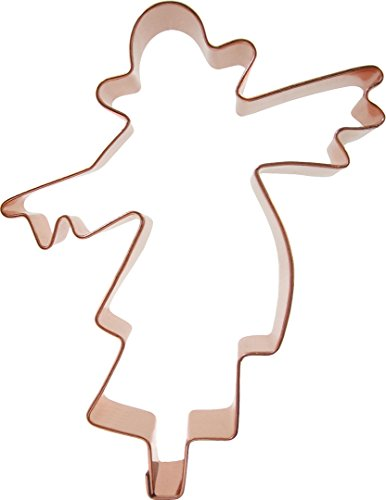 CopperGifts: Scarecrow Cookie Cutter