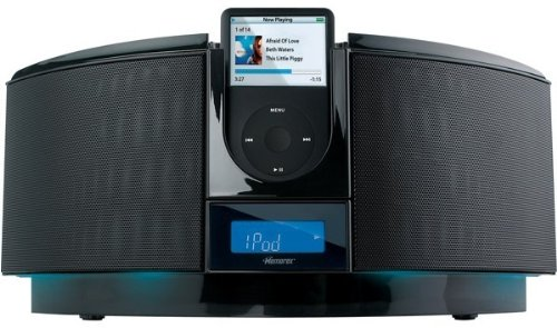 amazon com memorex home audio system with ipod dock and cd player rh amazon com Memorex iPod Player Memorex CD Radio iPod Docking Station