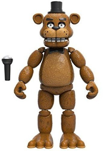 amazon com funko five nights at freddy s articulated freddy action