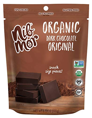 Organic 3.26oz Snacking Bag