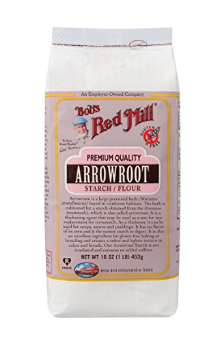Bob's Red Mill Arrowroot Starch/Flour, 16-ounce (Pack of 4) by Bob's Red Mill (Image #2)