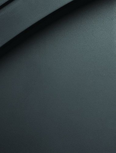 Diseño grupo de la Justicia iluminación fsn-8011MBLK Fusion Aria 1-Light araña con Artisan vidrio Sombra, Negro Mate