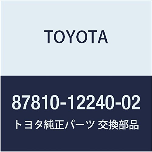 Genuine Toyota 87810-12240-02 Rear View Mirror Assembly