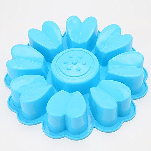 Molde de silicona, molde respetuoso del medio ambiente de la ...
