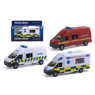 Rapid Response Motor Zone Emergency Vehicle Peterkin
