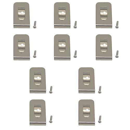 Replacement Belt Clip Hook for Dewalt N268241 Fit for 20V Ma