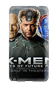 New Fashionable JohnAHerrera DdXMUOu8691hddmM Cover Case Specially Made For Galaxy Note 3(x Men Days Of Future Past 2014)