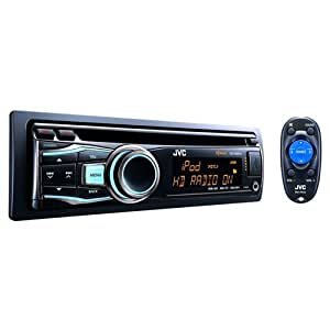 JVC KD-HDR70 HD Radio Single-DIN Receiver