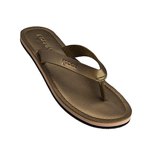 Sandal Flip Rockin Footbed Flip Flats Sandal Flop Padded Design Elegant Women's Rose Flops Soft T6qPTxwvr