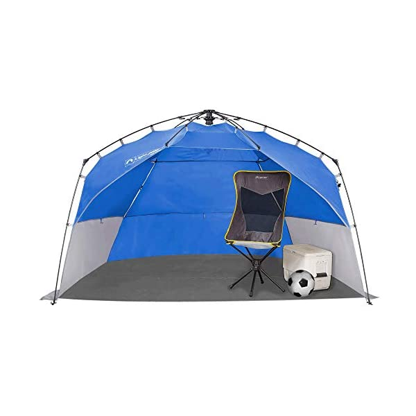 Lightspeed Outdoors XL Sport Shelter Instant Pop Up | Portable Easy Setup Extra Large...