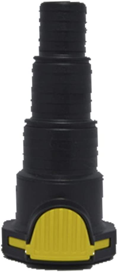 Laguna Universal Click-Fit Fast Coupling with Outlet
