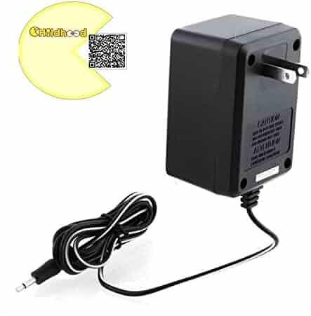 Childhood AC Power Supply Adapter Plug Cord for Atari 2600 System Console US Plug