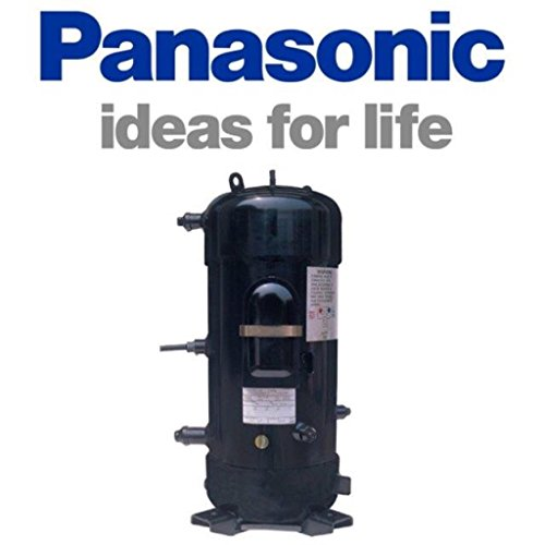 Scroll 3 Phase Compressor (PANASONIC 5 TON Scroll Compressor 59K BTU R-410A 208/230 V. 3 Phase 60 Hz)
