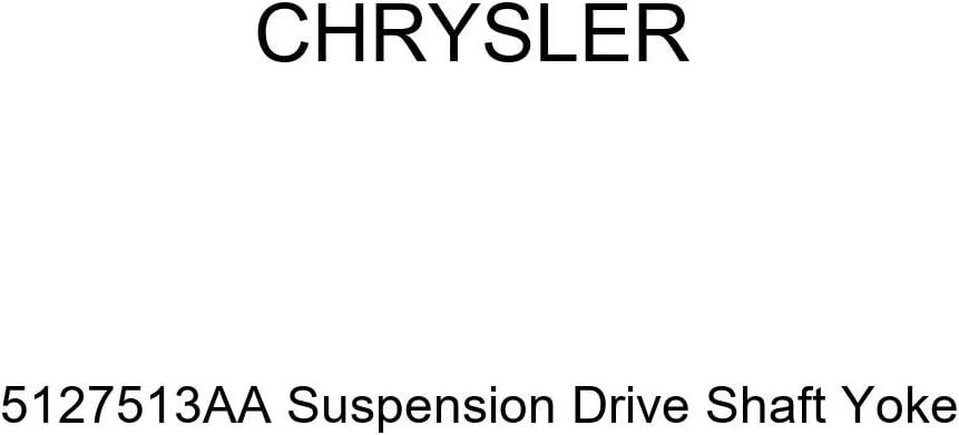 Genuine Chrysler 5127513AA Suspension Drive Shaft Yoke