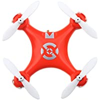 CX-10 Orange Mini RC Quadcopter 6-Axis Gyro LED 4CH 2.4GHz Orange
