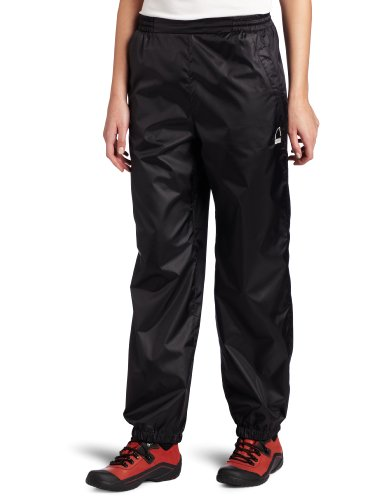 Pant Microlight Womens - Sierra Designs Women's Microlight Pant, X-Small, Black