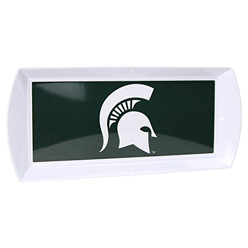 NCAA Michigan State Spartans Relish Tray