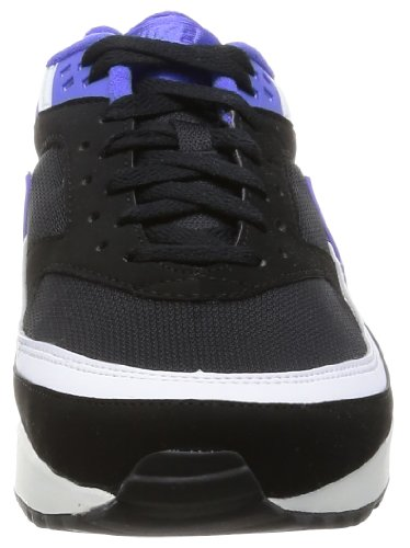 Nike Air Max Classic Bw Fb 631623 Herren Low-Top Sneaker Schwarz (Persian violet/white)