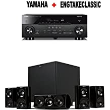 Yamaha AVENTAGE RX-A680 7.2-ch 4K Ultra HD AV Receiver with HDR + Klipsch HDT-600 Home Theater System Bundle