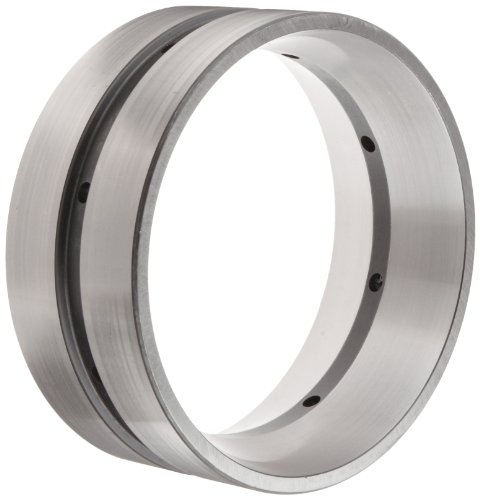 "Timken 592D Tapered Roller Bearing, Double Cup, Standard Tolerance, Straight Outside Diameter, Steel, Inch, 6.0000"" Outside Diameter, 2.5000"" Width"