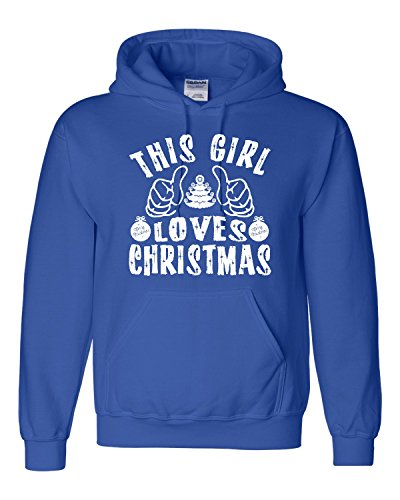 Adult Christmas Holiday Sweatshirt Hoodie product image