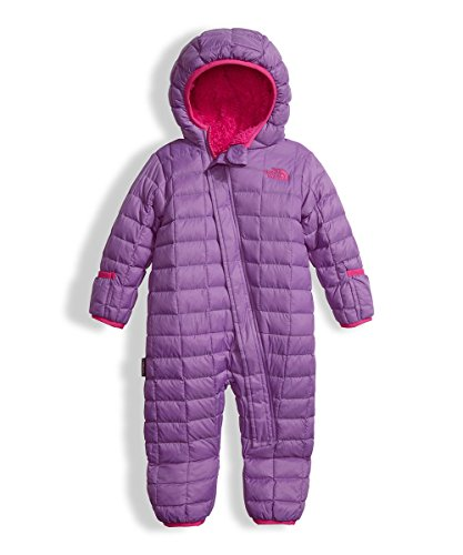 The North Face Baby Girls' Thermoball Bunting - bellflower purple, 12 - 18 by The North Face