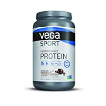 Vega Sport Protein Powder, Chocolate, 1.86 lb, 19 Servings