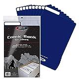 BCW 1-CD-BLU Comic Book Dividers - Blue