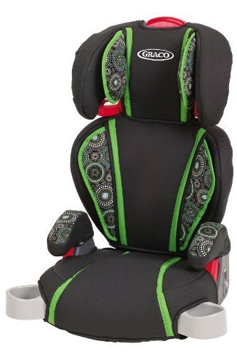 Graco Highback TurboBooster Car Seat, Spitfire by Graco