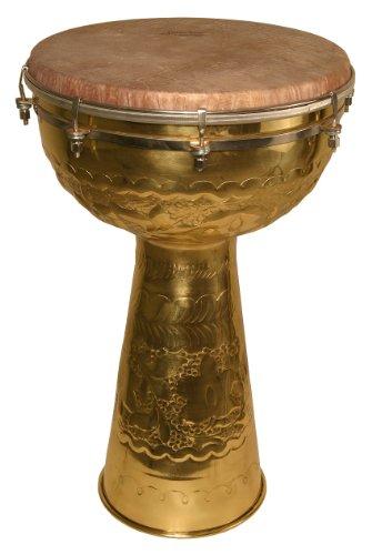 Mid-East Brass Doumbek w/ Skyndeep Head 12