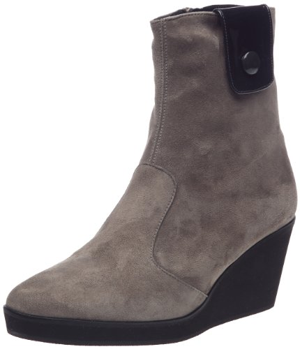 Studio Womens Odilon Paloma Grey Boots x1Rx4w