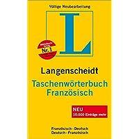 Langenscheidt Taschenwörterbuch Französisch, Neubearbeitung