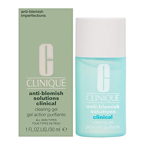 Clinique Anti-Blemish Solutions Clinical Clearing Gel 1 Fl Oz / 30 Ml