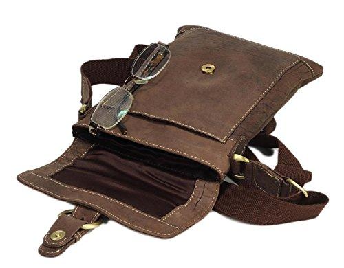 HGL Vintage Ledertasche brown