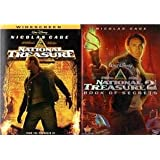 National Treasure / National Treasure 2: Book of Secrets