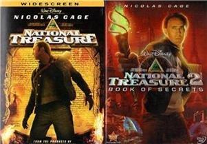 National Treasure / National Treasure 2: Book of Secrets