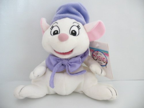 Disney the Rescuers Bianca Bean Bag Toy from Disney