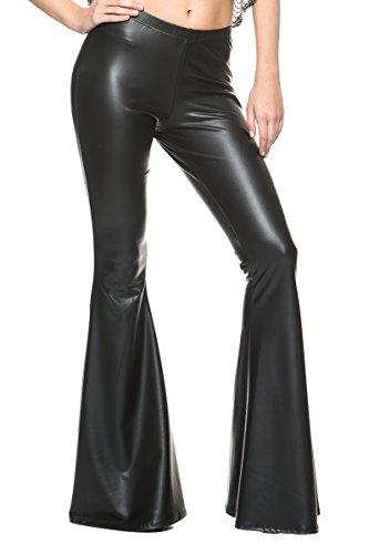 60s Black Leather - 4