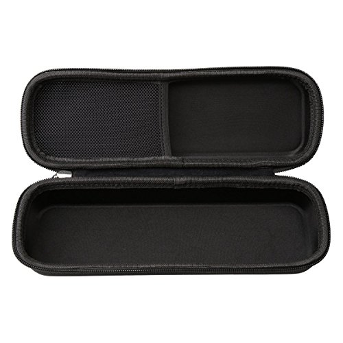 Aproca Hard Carrying Travel Case Compatible FIFINE TECHNOLOGY K025 FIFINE/TONOR UHF Handheld Dynamic Microphone Wireless mic System