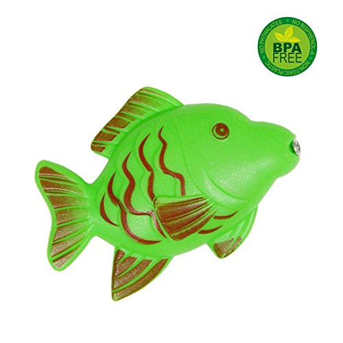Bath Toy 39 Piece Magnetic Fishing ToyOriginal Color Waterproof