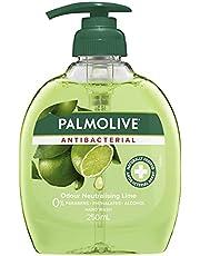 Palmolive Antibacterial Liquid Hand Wash, Lime, 250ml