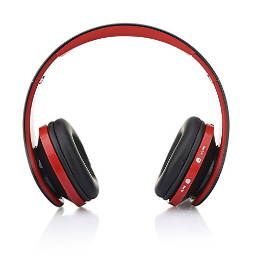 Redvive Top Wireless Bluetooth Foldable Headset Stereo Headphone Earphone for iPhone