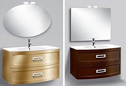 Mobile arredo bagno arcko da cm sospeso moderno in colori