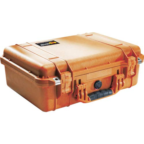 (Pelican 1500EMS | EMS Protector Case for First Aid Medical Equipment Orange)